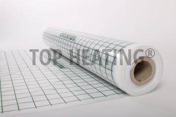 Polyetylénová fólie pro podlahové topení s rastrem GIACOMINI R984