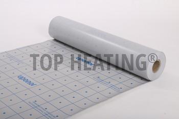 Uponor Multi fólie s rastrem pro podlahové topení, na izolaci