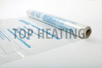 Uponor Multi fólie pro podlahové topení, na izolaci