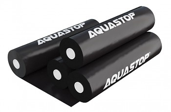 Separační folie PE AQUASTOP Top Heating PREMIUM / Role 50 m2