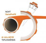 Potrubí VARIOTHERM VarioProFil-Rohr 11,6 x 1,5 Laser, návin 100m