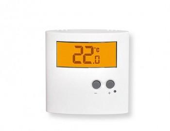 Termostat manuální s LCD displejem