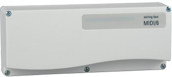 Regulátor 6 zón IVAR.ALC 230V - Rozvodnice bez transformátoru