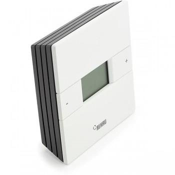 Prostorový termostat REHAU Nea HCT (vytápění/chlazení včetně časovače)