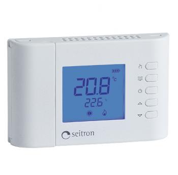 IVAR.TAD - Prostorový termostat s displejem (regulátor vnitřní teploty)