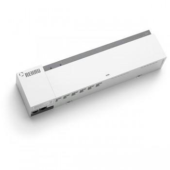 Rozvaděč pro regulaci REHAU Nea Smart R 230 V (podlahové topení) - bezdrátová verze