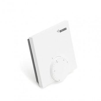 Prostorový termostat REHAU Nea Smart R - Pokojový termostat (podlahové topení) - bezdtrátová verze