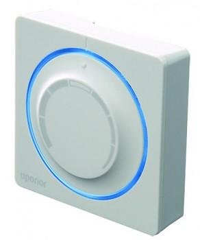 Uponor Smatrix Base kolečkový termostat T-145 Bus POD s vyznačenou stupnicí (Regulace podlahové teplovodní topení)